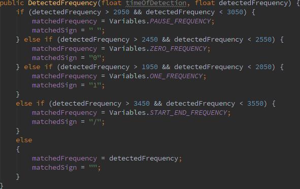 detectedfreq